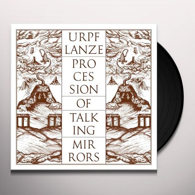 Urpf Lanze PROCESSION OF TALKING MIRRORS Vinyl Record