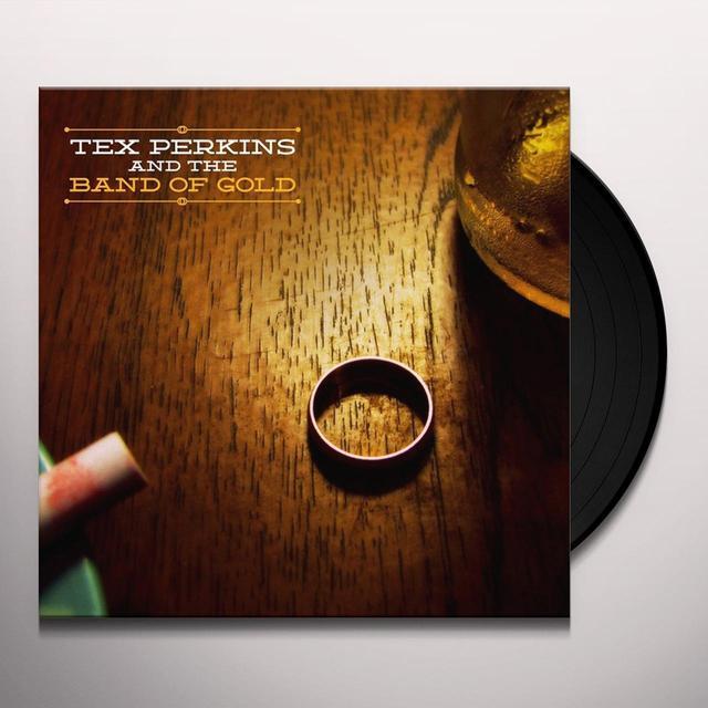 TEX PERKINS & THE BAND OF GOLD Vinyl Record
