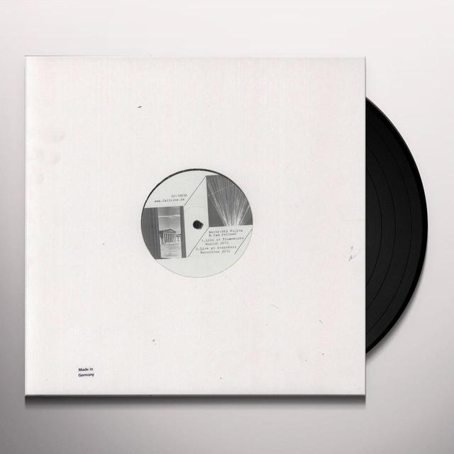 Masayoshi Fujita & Jan Jelinek DO YOU KNOW OTAHITI Vinyl Record