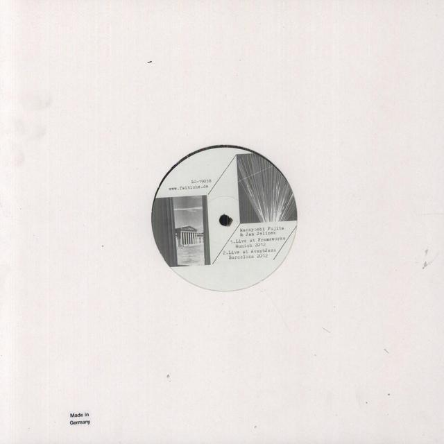 Masayoshi Fujita & Jan Jelinek DO YOU KNOW OTAHITI Vinyl Record