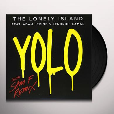 The Lonely Island YOLO Vinyl Record