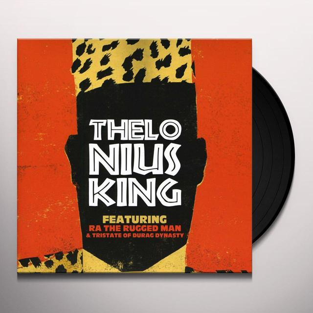 Blu THELONIUS KING Vinyl Record