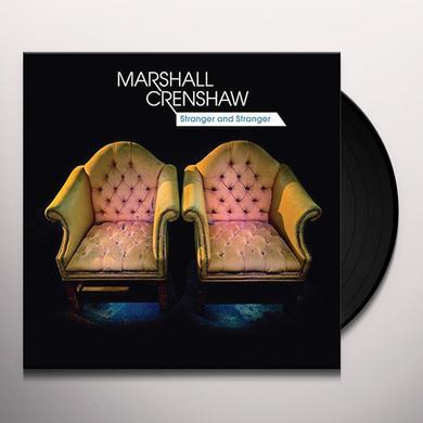 Marshal Crenshaw STRANGER & STRANGER Vinyl Record