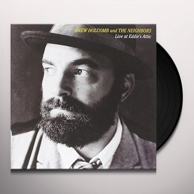 Drew Holcomb & Neighbors LIVE AT EDDIE'S ATTIC Vinyl Record