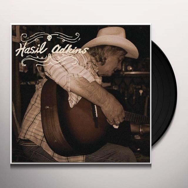 Hasil Adkins LAST RECORDINGS Vinyl Record