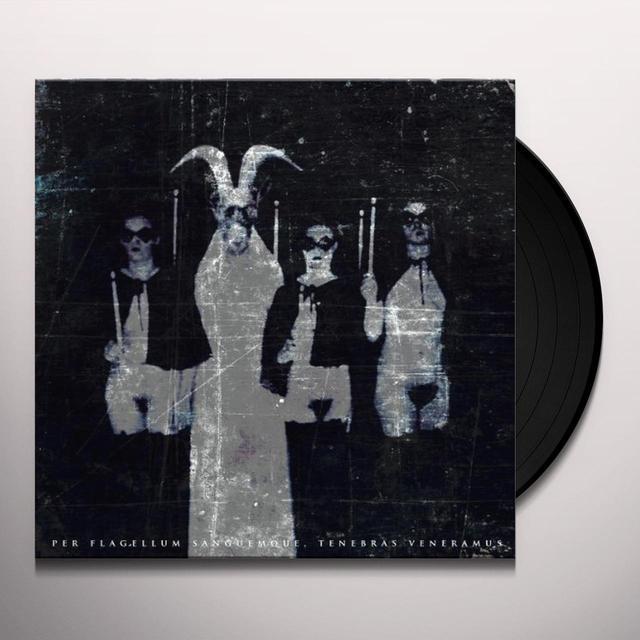 Gnaw Their Tongues PER FLAGELLUM SANGUEMQUE TENEBRAS VENERAMUS Vinyl Record