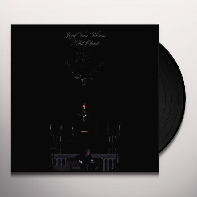 Jozef Van Wissem NIHIL OBSTAT Vinyl Record