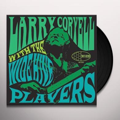 LARRY CORYELL WITH THE WIDE HIVE PLAYERS Vinyl Record