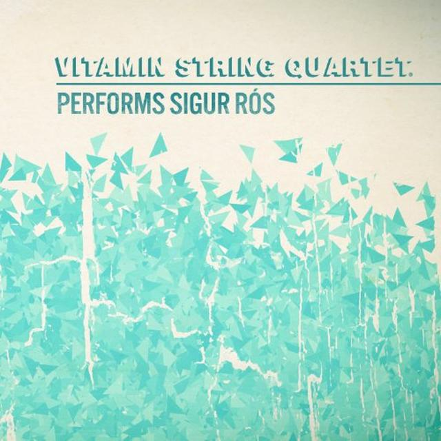 Vitamin String Quartet VSQ PERFORMS SIGUR ROS Vinyl Record