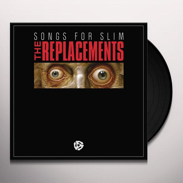 The Replacements SONGS FOR SLIM Vinyl Record