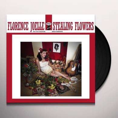 Florence Joelle STEALING FLOWERS Vinyl Record - UK Import