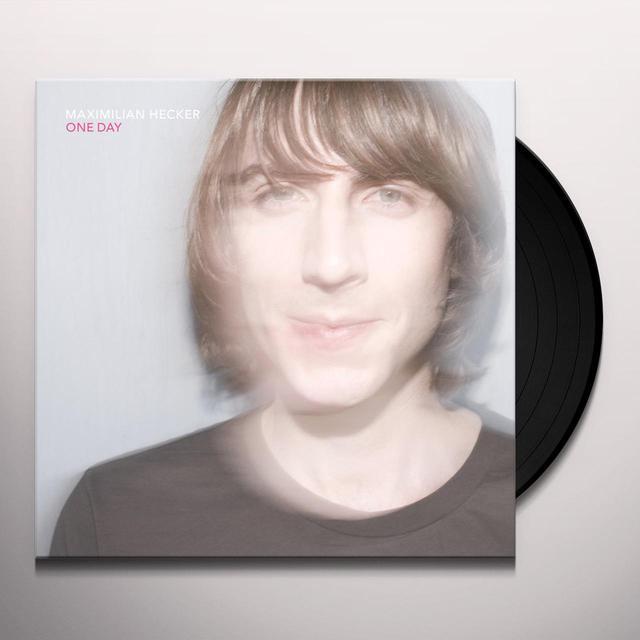 Maximilian Hecker ONE DAY Vinyl Record
