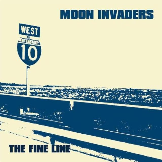 Moon Invaders FINE LINE Vinyl Record