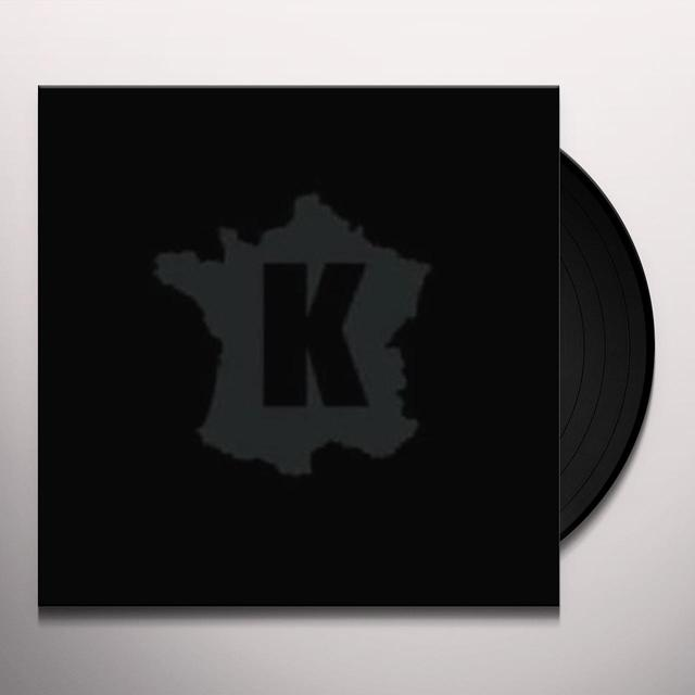 Kickback NO SURRENDER Vinyl Record