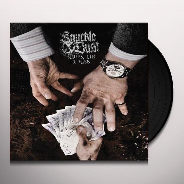 Knuckledust BLUFFS LIES & ALIBIS Vinyl Record