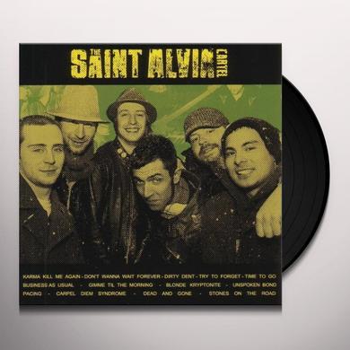 SAINT ALVIA CARTEL Vinyl Record