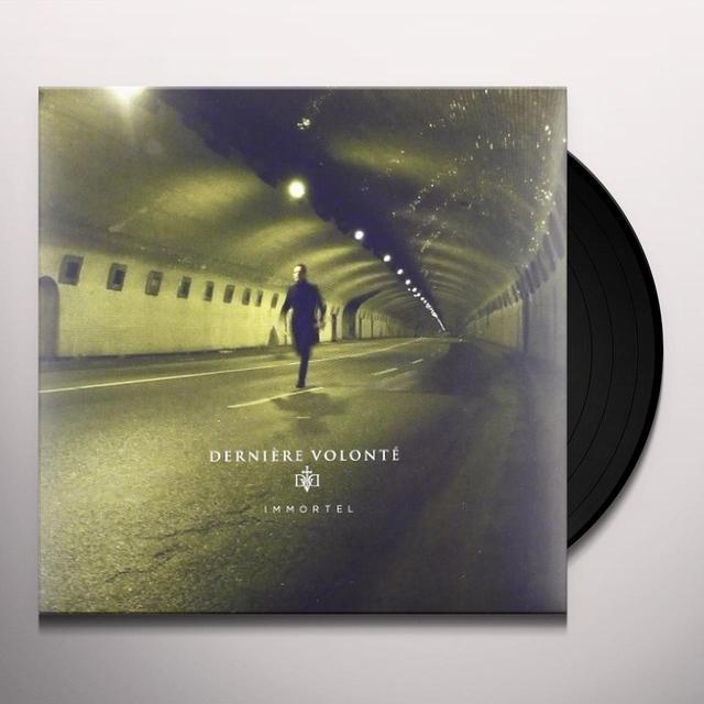 Derniere Volonte IMMORTEL Vinyl Record