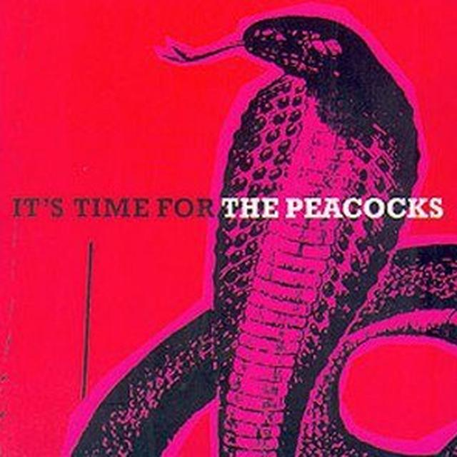 IT'S TIME FOR THE PEACOCKS Vinyl Record