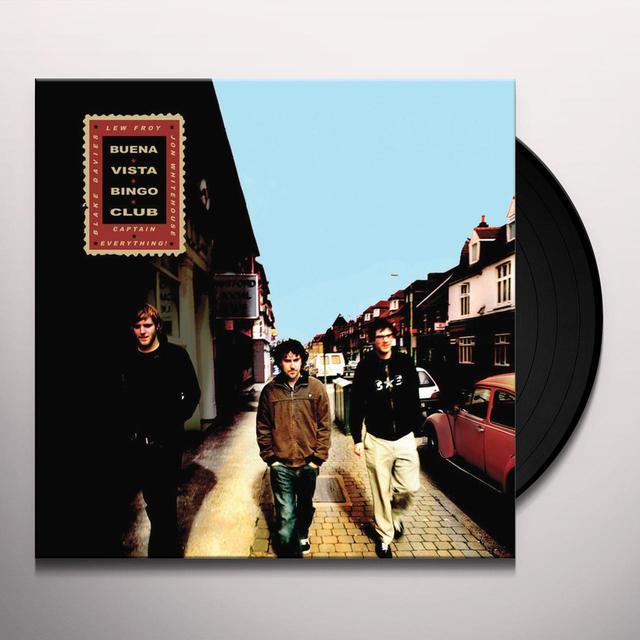 CAPTAIN EVERYTHING BUENA VISTA BINGO CLUB Vinyl Record
