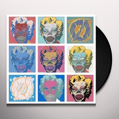 Boredom WORLD BORES TO DEATH (Vinyl)