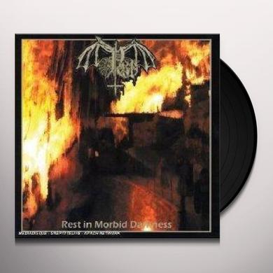 Pest REST IN MORBID DARKNESS Vinyl Record