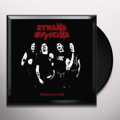 Strana Officina RISING TO THE CALL Vinyl Record