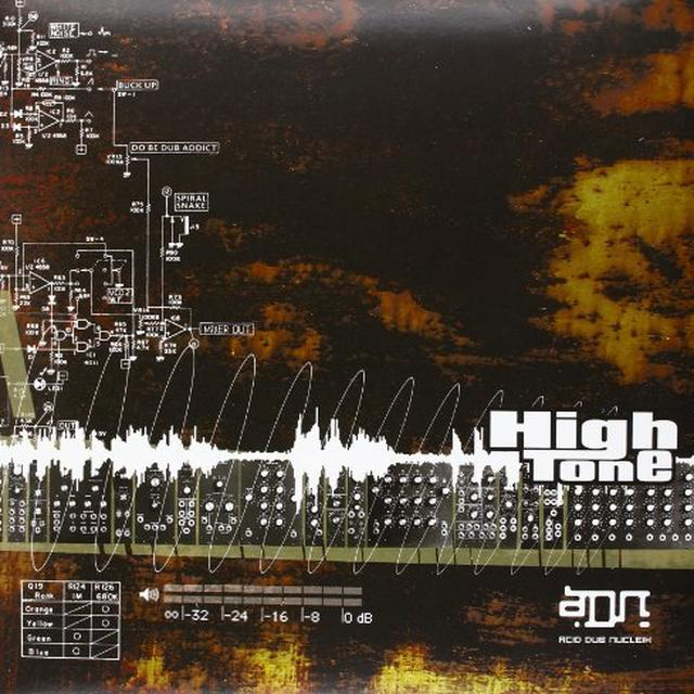 High Tone A D N Vinyl Record
