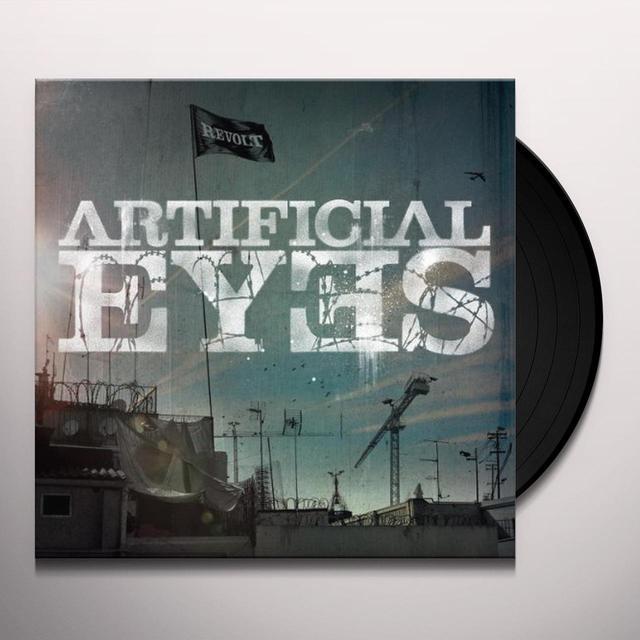 Artificial Eyes REVOLT Vinyl Record