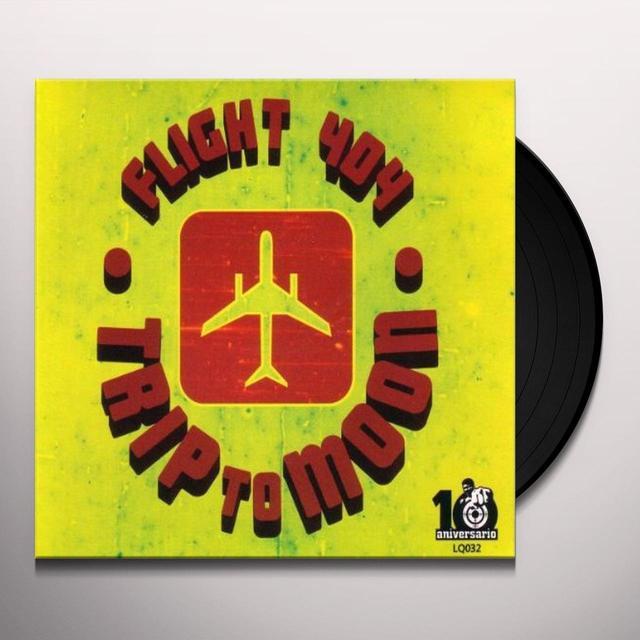 FLIGHT 404 TRIP TO MOON Vinyl Record - UK Import