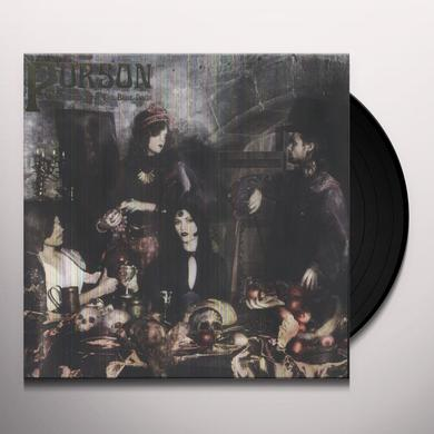 Purson CIRCLE & THE BLUE DOOR Vinyl Record