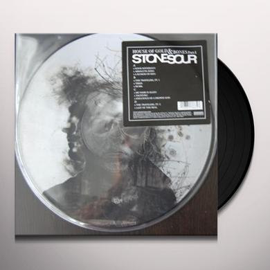 Stone Sour HOUSE OF GOLD & BONES PART 1 Vinyl Record