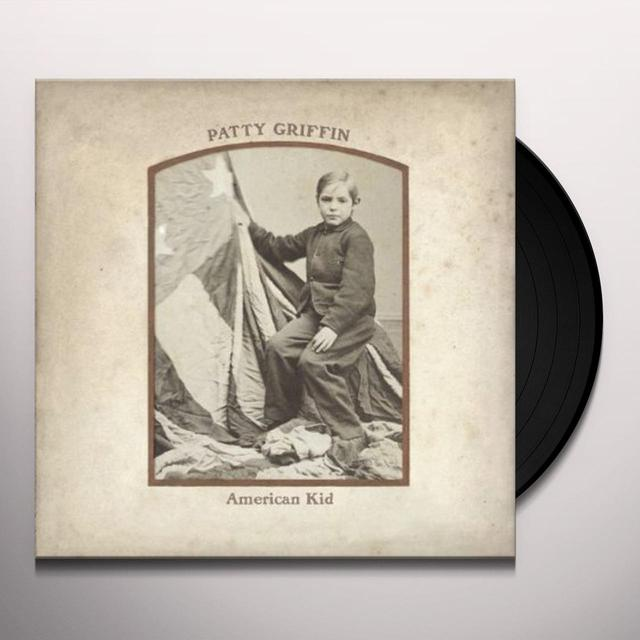Patty Griffin AMERICAN KID Vinyl Record