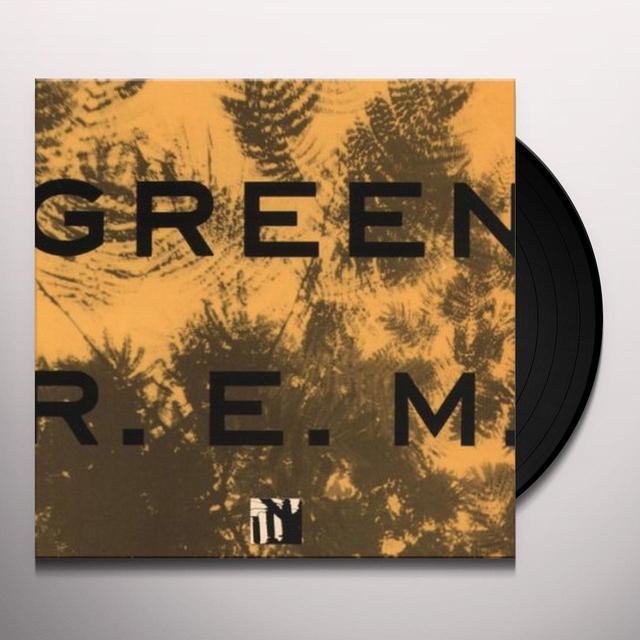 GREEN Vinyl Record - 180 Gram Pressing, Remastered