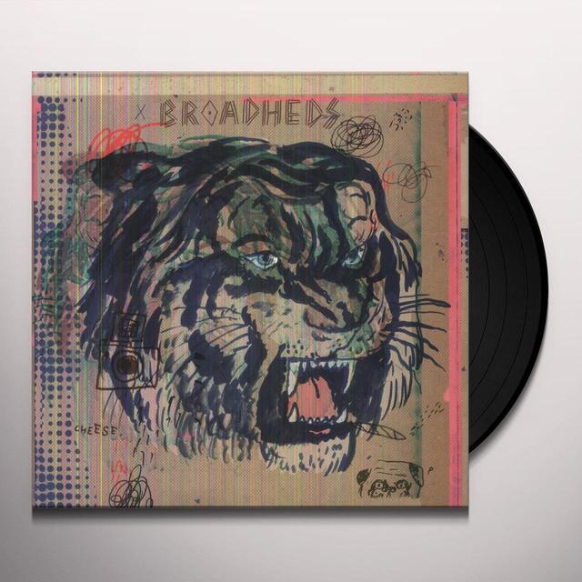 BROADHEDS Vinyl Record