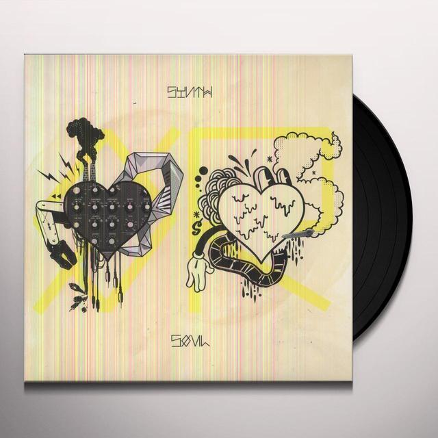 Black Milk SYNTH OR SOUL Vinyl Record