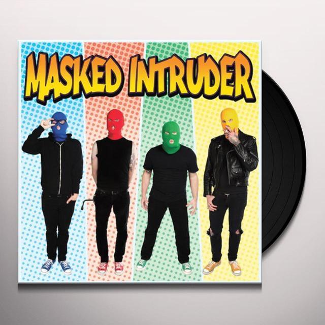 MASKED INTRUDER Vinyl Record