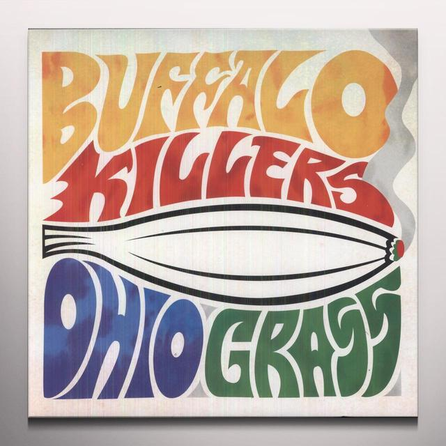 Buffalo Killers OHIO GRASS Vinyl Record