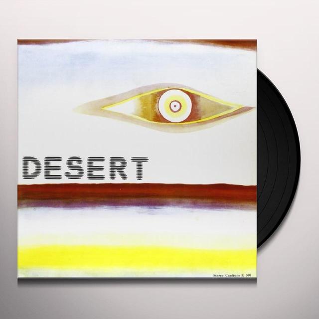 VUOLO / GRANDE DESERT Vinyl Record