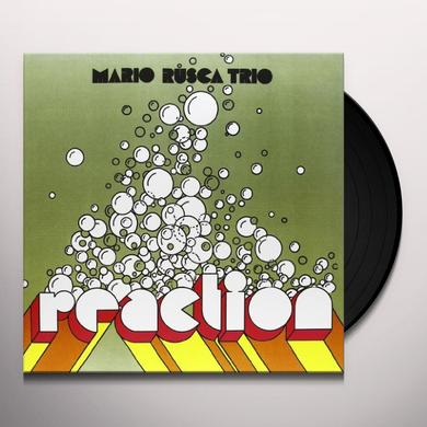 Mario Trio Rusca REACTION Vinyl Record