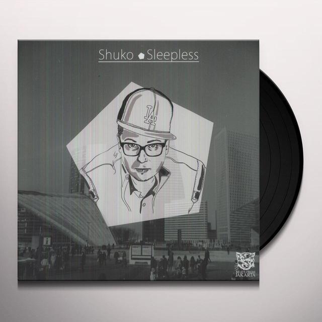 Shuko SLEEPLESS Vinyl Record