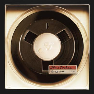 The Strokes ALL THE TIME / FAST ANIMALS Vinyl Record