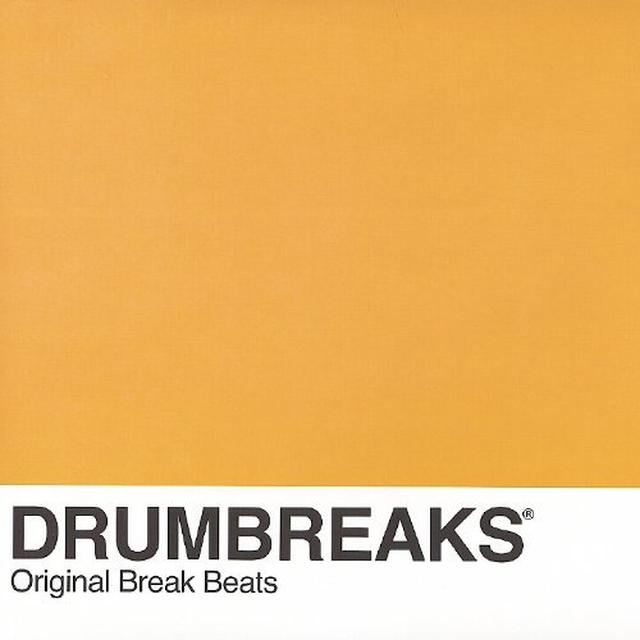 Drum Breaks ORIGINAL BREAK BEATS Vinyl Record