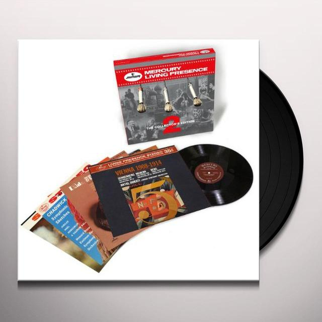 MERCURY LIVING PRESENCE II / VARIOUS Vinyl Record