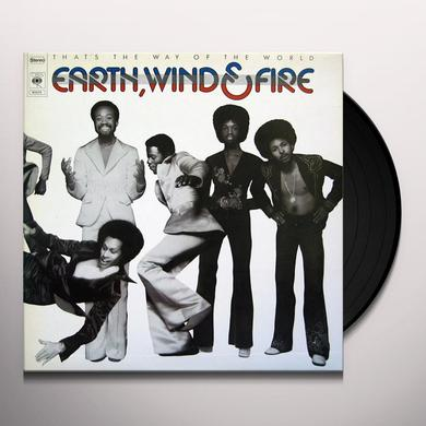 Earth, Wind & Fire THAT'S THE WAY OF THE WORLD Vinyl Record