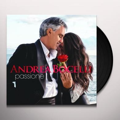 Andrea Bocelli PASSIONE Vinyl Record