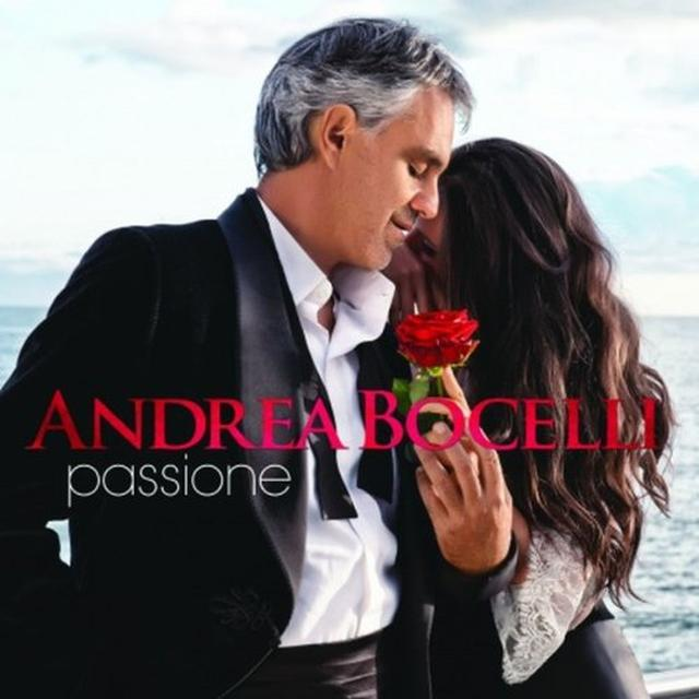 Andrea Bocelli PASSIONE Vinyl Record - 180 Gram Pressing