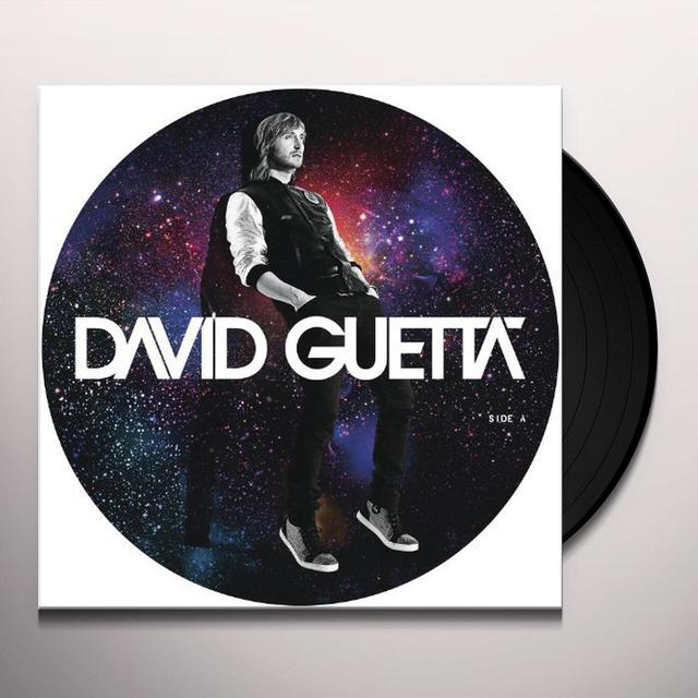 David Guetta VINYL RSD 2013 EP (EP) Vinyl Record