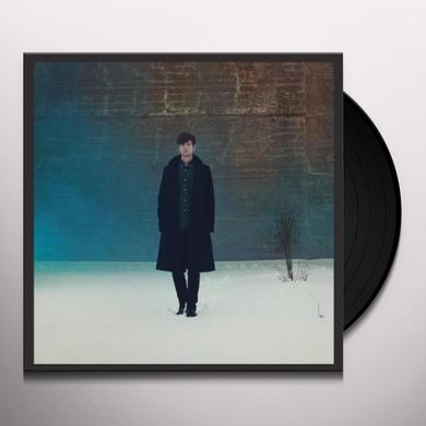 James Blake OVERGROWN Vinyl Record