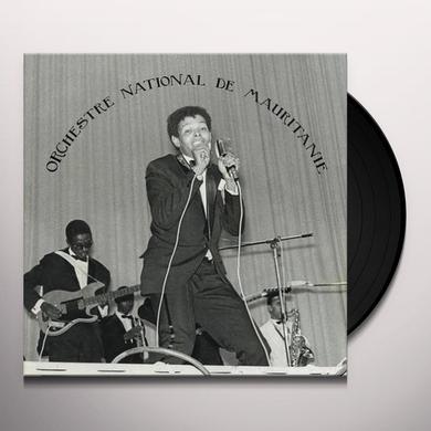 ORCHESTRE NATIONAL DE MAURITANIE Vinyl Record