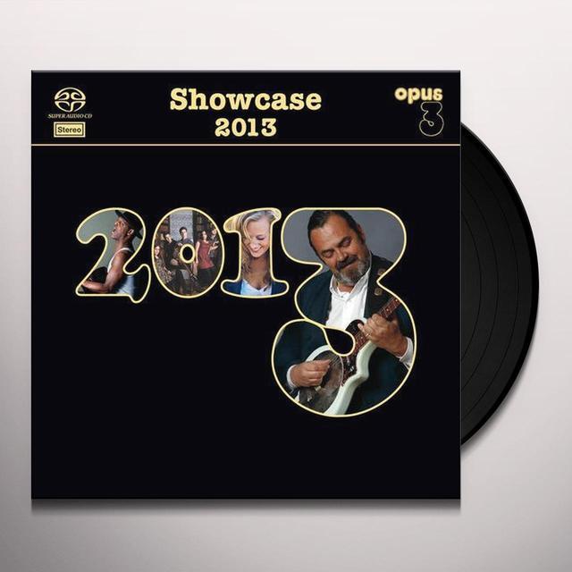 Showcase 2013 / Various (Ogv) SHOWCASE 2013 / VARIOUS Vinyl Record